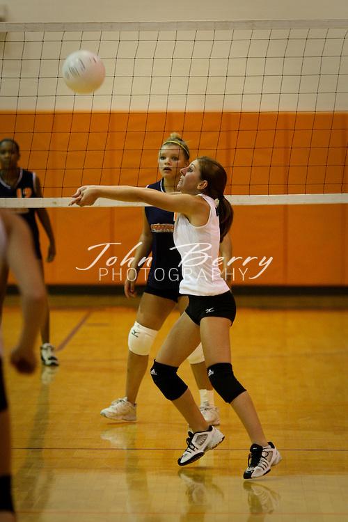 MCHS JV Volleyall .AT Orange.8/19/2008