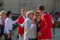 Verlooy Jos, BEL, Devos Pieter, BEL, Bruynseels Niels, BEL<br /> Longines FEI Jumping Nations Cup™ Final<br /> Barcelona 20128<br /> © Hippo Foto - Dirk Caremans<br /> 07/10/2018