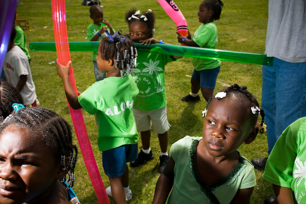 Last day of school at the Aaron E Henry Head Start Center in Clarksdale, Miss., 2007. Photo by D.L. Anderson