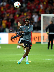 Christian Benteke of Belgium  - Mandatory by-line: Joe Meredith/JMP - 01/07/2016 - FOOTBALL - Stade Pierre Mauroy - Lille, France - Wales v Belgium - UEFA European Championship quarter final