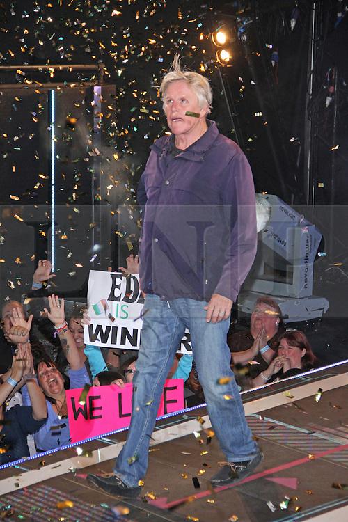 © Licensed to London News Pictures. 12/09/2014, UK. Gary Busey, Celebrity Big Brother Summer 2014 - Live Final, Elstree Studios, Elstree UK, 12 September 2014. Photo credit : Brett D. Cove/Piqtured/LNP