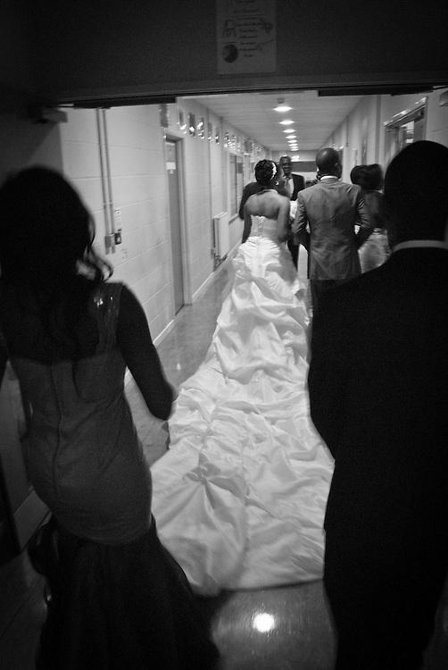 The Wedding Entrance
