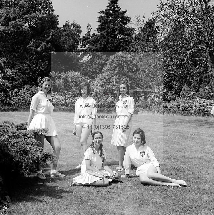 PADDOCK WOOD GROUPS 1963