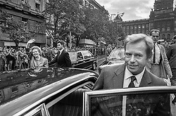Wenceslas Square, Prague, 18 September 1990<br />