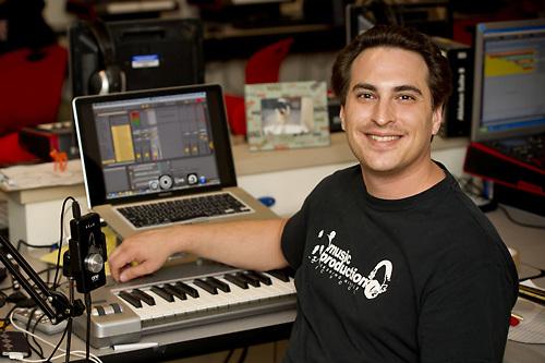 Mark Wurtzel of Pershing Middle School