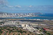 Honolulu Airport, Oahu,, Hawaii