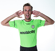 Forest Green Rovers Christian Doidge during the 2018/19 official team photocall for Forest Green Rovers at the New Lawn, Forest Green, United Kingdom on 30 July 2018. Picture by Shane Healey.