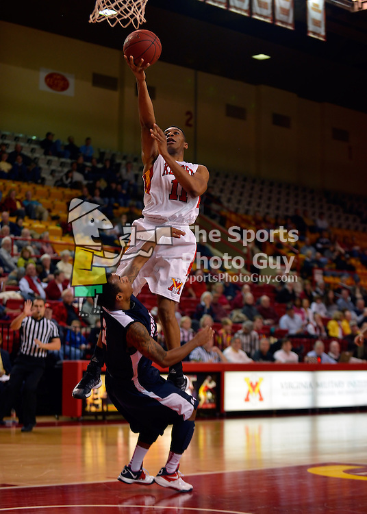 NCAA Men's Basketball - VMI handles Shenandoah, 110-54