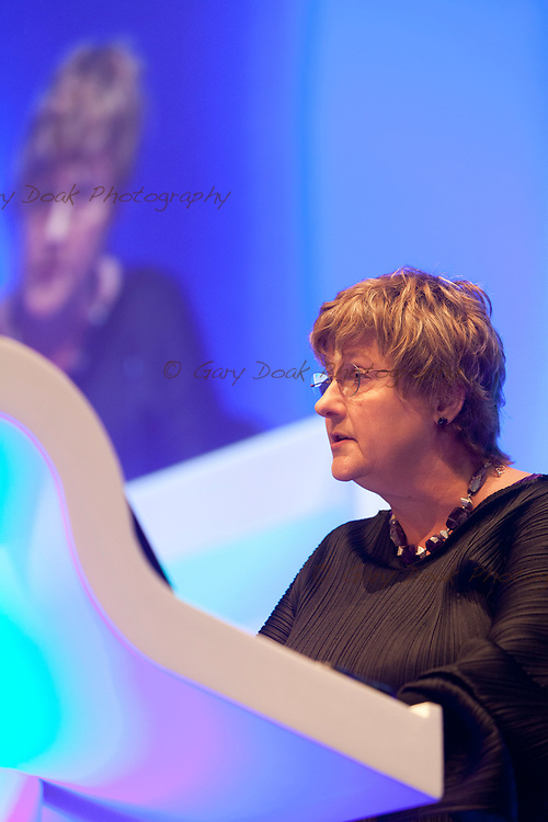 Vicky Weeks<br /> BMA LMC's Conference<br /> EICC, Edinburgh<br /> <br /> 18th May 2017<br /> <br /> Picture by Gary Doak