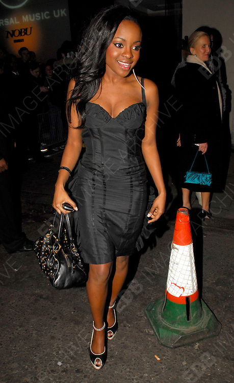 04.06.2006. LONDON<br /> <br /> CELEBRITIES SPOTTED LEAVING THE BRIT AWARDS 2006<br /> <br /> BYLINE: EDBIMAGEARCHIVE.CO.UK<br /> <br /> *THIS IMAGE IS STRICTLY FOR UK NEWSPAPERS AND MAGAZINES ONLY*<br /> *FOR WORLD WIDE SALES AND WEB USE PLEASE CONTACT EDBIMAGEARCHIVE.CO.UK - 0208 954 5968*