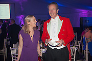ALEX ROSS-WILSON; AMANDA EASTWOOD, Quorn Hunt Ball, Stanford Hall. Standford on Soar. 25 January 2014