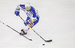 Miha Verlic (EC VSV) during ice-hockey match between HDD Olimpija Ljubljana and EC VSV in EBEL League 2016/17, on February 19, 2017 in Hala Tivoli, Ljubljana, Slovenia. Photo by Vid Ponikvar / Sportida