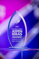 The Booz Allen Aspen Ideas Award during Spotlight Health at the 2016 Aspen Ideas Festival in Aspen, CO. ©Brett Wilhelm