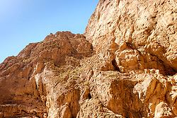 Dramatic rock formation in the Todra Gorge, Morocco<br /> <br /> (c) Andrew Wilson | Edinburgh Elite media