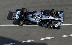 February 19, 2019 - Barcelona, Spain - Motorsports: FIA Formula One World Championship 2019, Test in Barcelona, , #77 Valtteri Bottas (FIN, Mercedes AMG Petronas) (Credit Image: © Hoch Zwei via ZUMA Wire)