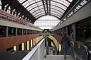 Belgium, Antwerp Railway station interior