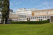 Campus buildings, University of Swansea, Swansea, West Glamorgan, South Wales, UK