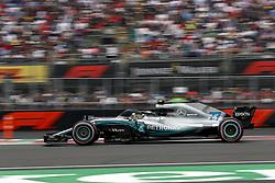 October 27, 2018 - Mexico-City, Mexico - Motorsports: FIA Formula One World Championship 2018, Grand Prix of Mexico, .#77 Valtteri Bottas (FIN, Mercedes AMG Petronas Motorsport) (Credit Image: © Hoch Zwei via ZUMA Wire)