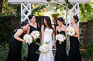 Marin Art & Garden Center Wedding