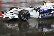 25.05.2008 Monte Carlo, Monaco, .Robert Kubica (POL), BMW Sauber F1 Team, F1.08 - Formula 1 World Championship, Rd 6, Monaco Grand Prix, Sunday Race .FOT. XPB.CC / WROFOTO.*** POLAND ONLY !!! ***.*** NO INTERNET / MOBILE USAGE !!! ***