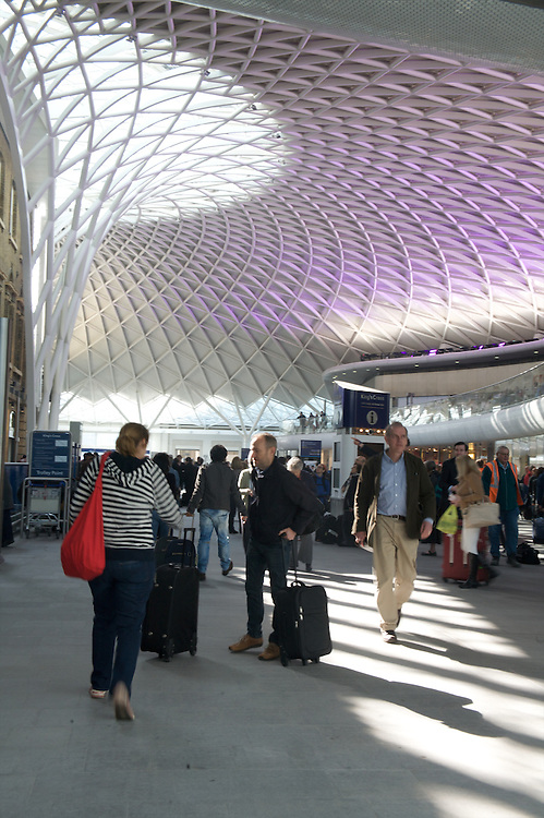 Love Camden St Pancras and King's Cross Stations, King's Cross