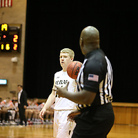 Men's Basketball: St. Olaf College Oles vs. Saint Mary's University of Minnesota Cardinals