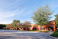 Exterior image of Owings Mills Center for St. John Properties.
