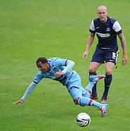 Southend United v West Ham United 140712