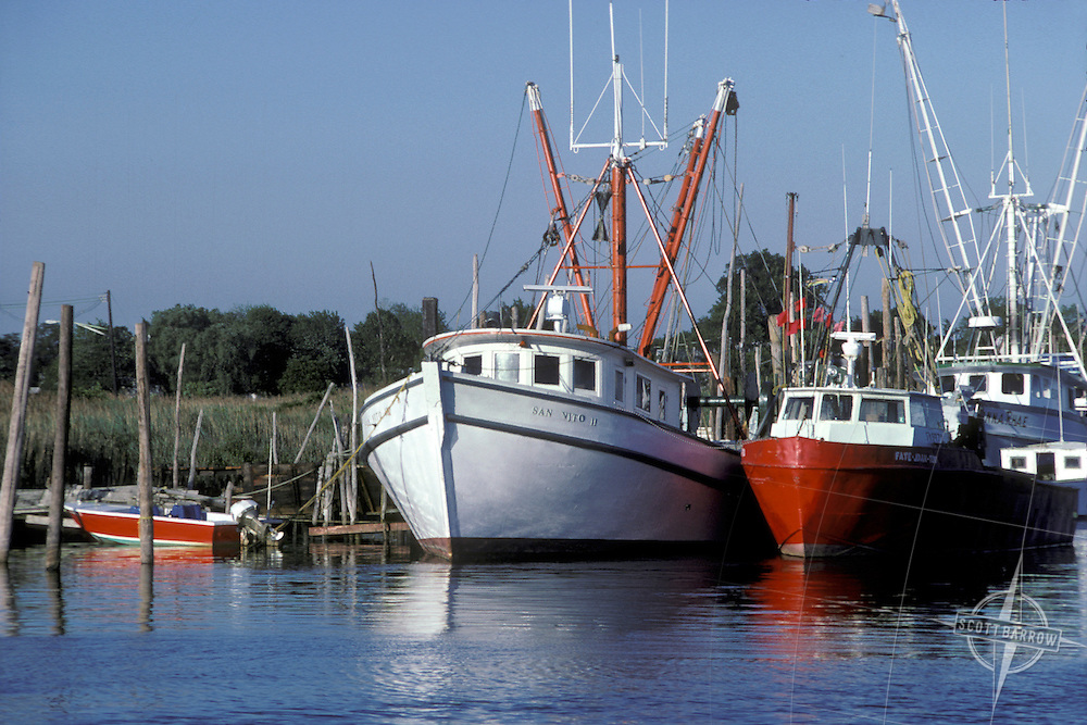 Commercial Fishing, Port Monmouth