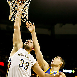 11-26-2013 Golden State Warriors at New Orleans Pelicans