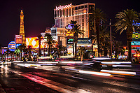 The Paris & Planet Hollywood Hotels, Las Vegas Boulevard