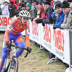 HUYBERGEN (NED) veldrijden <br />WK 2008-2009<br />Miriam Melchers