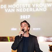 NLD/Amsterdam/20170524 - FHM500 2017, hoofdredacteur FHM Chris Riemens
