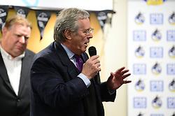 Bristol Rovers chairman Steve Hamer speaks at the former players dinner - Mandatory by-line: Dougie Allward/JMP - 27/04/2017 - FOOTBALL - Ashton Gate - Bristol, England - Former Bristol Rovers Players Dinner