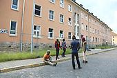 Flüchtlingsunterkunft Spinelli