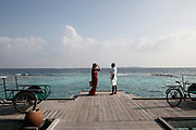 Soneva Fushi and Soneva Kiri resorts in Maldives and Thailand, 2015<br />