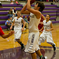 Berryville Jr Boys vs. Green Forest (11-23-15)