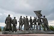 Mahnmal, Gedenkstätte Buchenwald, Weimar, Thüringen, Deutschland |  memorial Buchenwald, Weimar, Thuringia, Germany