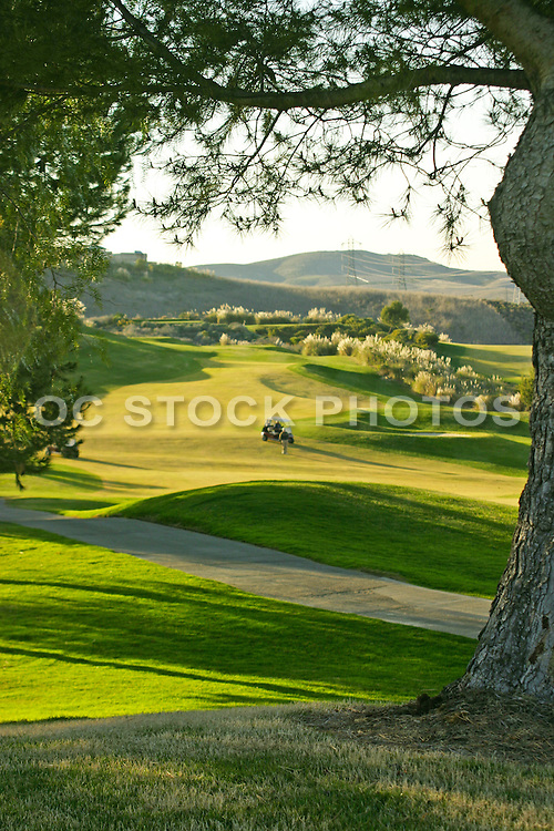 Bella Collina Towne and Golf Club in San Clemente California