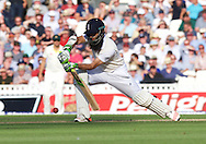 Moeen Ali of England batting during the 5th Investec Ashes Test Match match at the Kia Oval, London<br /> Picture by Alan Stanford/Focus Images Ltd +44 7915 056117<br /> 21/08/2015