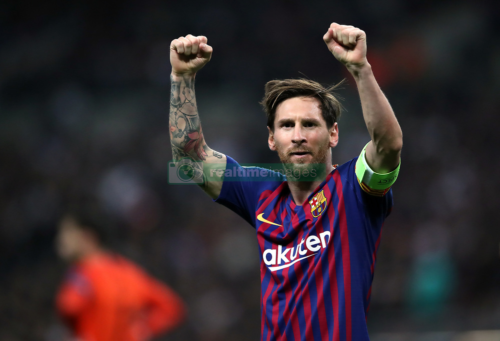 صور مباراة : توتنهام - برشلونة 2-4 ( 03-10-2018 )  38928641