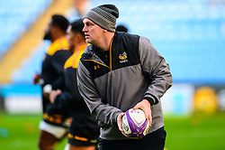 Lee Blackett - Mandatory by-line: Dougie Allward/JMP - 18/01/2020 - RUGBY - Ricoh Arena - Coventry, England - Wasps v Bordeaux-Begles - European Rugby Challenge Cup