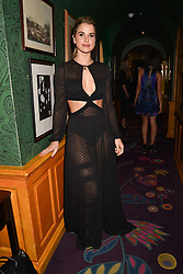 Vogue Williams at the Annabel's Bright Young Things Party held at Annabel's, 44 Berkeley Square, London England. 16 February 2017.
