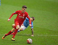 160207 Liverpool U21 v Man City U21