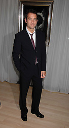 Actor CLIVE OWEN at an Evening at Sanderson in Aid of CLIC Sargent held at The Sanderson Hotel, 50 Berners Street, London W1 on 15th May 2007.<br />