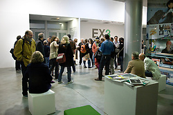 EX3 Center for Contemporary art in Florence - opening - MICHELANGELO CONSANI - DYNAMO<br /> winner project first edition of Premio EX3 Toscana Contemporanea 2010