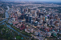 Bow River, Downtown Calgary & Prince's Island