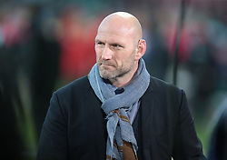 December 27, 2016 - London, England, United Kingdom - Lawrence Dallaglio Ex Wasps player Rugby during Aviva Premiership Rugby Big Game 9 match between Harlequins and Gloucester Rugby at The Twickenham Stadium, London on 27 Dec 2016  (Credit Image: © Kieran Galvin/NurPhoto via ZUMA Press)