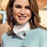 NLD/Den Haag/20180320 - Officieel bezoek Jordanie aan Nederland, Koningin Rania