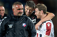 Onderwerp/Subject: Willem II - FC Utrecht - Eredivisie<br /> Reklame:  <br /> Club/Team/Country: <br /> Seizoen/Season: 2012/2013<br /> FOTO/PHOTO: Marc HOCHER (R) of Willem II with Jan WUYTENS (L) of FC Utrecht. (Photo by PICS UNITED)<br /> <br /> Trefwoorden/Keywords: <br /> #02 $94 &plusmn;1342772348418<br /> Photo- &amp; Copyrights &copy; PICS UNITED <br /> P.O. Box 7164 - 5605 BE  EINDHOVEN (THE NETHERLANDS) <br /> Phone +31 (0)40 296 28 00 <br /> Fax +31 (0) 40 248 47 43 <br /> http://www.pics-united.com <br /> e-mail : sales@pics-united.com (If you would like to raise any issues regarding any aspects of products / service of PICS UNITED) or <br /> e-mail : sales@pics-united.com   <br /> <br /> ATTENTIE: <br /> Publicatie ook bij aanbieding door derden is slechts toegestaan na verkregen toestemming van Pics United. <br /> VOLLEDIGE NAAMSVERMELDING IS VERPLICHT! (&copy; PICS UNITED/Naam Fotograaf, zie veld 4 van de bestandsinfo 'credits') <br /> ATTENTION:  <br /> &copy; Pics United. Reproduction/publication of this photo by any parties is only permitted after authorisation is sought and obtained from  PICS UNITED- THE NETHERLANDS